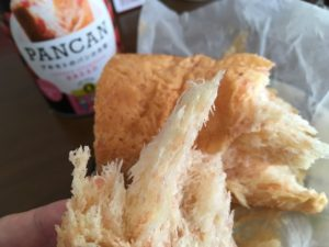 ふわふわのパンの缶詰