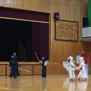京都清心館定期練習