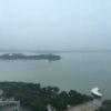 蘇州のINTERCONTINENTALホテルからの眺め