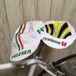 クロスバイクに飛ばない帽子ならサイクルキャップはいかが?