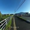 リコーシータで撮る作例 | 道路を撮ってみるとどうなるか